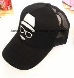 Chapeaux de base-ball bon marché de sport de réseau r3fléchissant d'impression