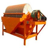 Separador magnético seco molhado permanente do uso da separação do minério de ferro