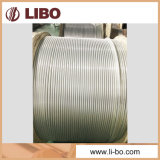 500 Semi-Acabado Trunk Cable Aluminum Tube Core