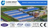 Entrepôt galvanisé de structure métallique de plaque en acier de couleur