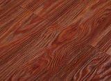 Plancher en stratifié en bois extérieur d'Eir gravé en relief par AC5 à vendre
