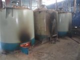 De Houten Houtskool die van Biochar van de biomassa Machine maken