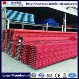 Structure métallique de construction en acier avec le constructeur professionnel