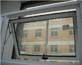 Окно высокого качества алюминиевое Awing с внутренне шторками ролика/жалюзиим