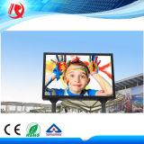Intense panneau-réclame de publicité polychrome extérieur du luminosité P10 DEL