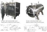 Quadratische/runde Vakuumtrocknende Maschine