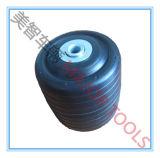roda plástica do brinquedo PP do pneumático contínuo de 95X100