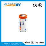Широкий диапазон батареи Operating для профессиональной батареи электроники (CR2)