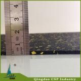 실내 사용 다채로운 EPDM 얼룩을%s 가진 탄력 있는 고무 지면 매트