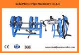 Sud200m-4 HDPEのプラスチック管の溶接装置