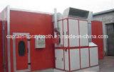 Cabine de jet de brûleur à gaz/chambre de four/peinture de traitement au four