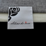 Woven personalizzato Labels/Fabric Main, Size Labels per Clothing/Apparel