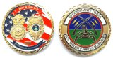 Значки USAF значков полиций с высоким качеством