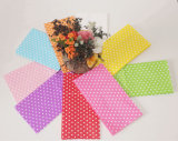 Colorful Dots Printed Wedding Decoration Paper Candy Bag