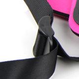 Rosafarbenes realistisches Penis-Geschlechts-Spielzeug für Mann-Frauen-Brücke auf Dildo Fack GeschlechtDildo mit Riemen