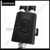 Microfono di controllo della gola per Kenwood Tk3107 Tk3207, UV-5r