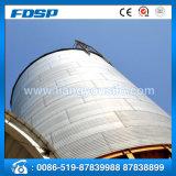 Используемые фермой гофрированные гальванизированные стальные силосохранилища агрегата