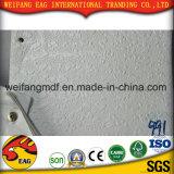 Telha/placa coloridas do teto da gipsita do PVC com parte traseira do alumínio