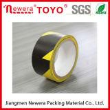 Belüftung-schwarzes und gelbes Schutz-Band