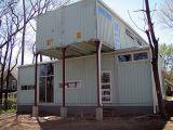 20FT het mobiele Geprefabriceerde Uitzetbare Huis van de Container met Zonnepanelen