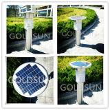Lâmpada ao ar livre solar do assassino do mosquito da potência grande, no jardim, parque, jarda, quadrado, fabricante