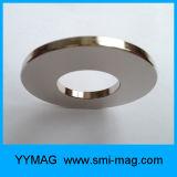 Подгонянное постоянное кольцо магнита круга магнита неодимия редкой земли