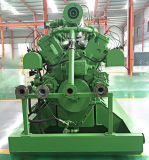Preço trifásico do gerador do gás de carvão da C.A. com motor de turbina