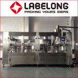 Fábrica de máquina automática de embotellado del jugo del té/de la bebida del jengibre