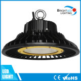 diodo emissor de luz High Bay Lamp do UFO de 150W IP65 High Lumen