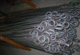 A fonte HDG da fábrica passou o olho de aço Rod do dedal