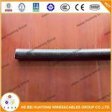 Serie de aluminio 8000 del alambre del tipo constructivo alambre 600V 6AWG de la UL de Xhhw-2