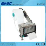 (BT-T080R) terminais de impressora térmica de série do quiosque do USB do carregamento de papel do auto cortador de 80mm auto