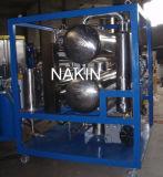 Récupération de pétrole de transformateur de vide de Zyd/système purification de pétrole