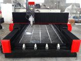 Aluminiumtisch-Holz und Stein-Gravierfräsmaschine