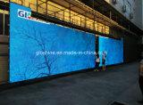 Gloshine P5.95mm im Freien LED Bildschirm der hohen Helligkeits-