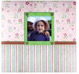 Album di carta di DIY Scrapbooking con il blocco per grafici