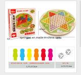 Brinquedos inteletuais do tabuleiro de damas com melhor material