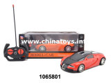 Voiture télécommandée 4-CH R / C Car Toy (297429)