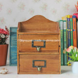 Armario superventas de madera de los muebles del sitio de la vendimia