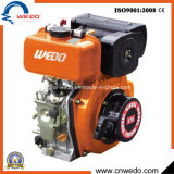 Wd170 pequeño motor diesel refrescado aire 4.0HP para los generadores y las bombas de agua etc. de Deisel