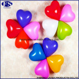 50 PCS / Bag Heart Shaped Latexballons Multicolor