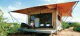 塔の屋根のサファリのテントリゾートのテント6X6m