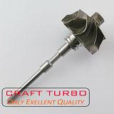 Eixo da roda de turbina de Gt15 433165-0001/433165-0007/433298-0001