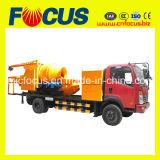 Pompe montée par camion de mélangeur concret avec le système global de pondération