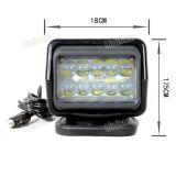 luz teledirigida sin hilos de la búsqueda del infante de marina LED de 12V 50W