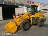Qualidade superior da melhor oferta Hzm920 venda quente do carregador da roda de 2 toneladas em África