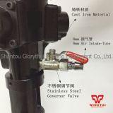 ペンキまたはインクのための高品質のステンレス鋼の携帯用空気のミキサー