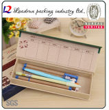 Bolígrafo plástico plástico de papel de Derma del bolígrafo de metal de Vape del rectángulo de lápiz (YS12L)