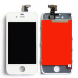 Affissione a cristalli liquidi Touch Screen Digitizer Assembly per il iPhone 4 White Black