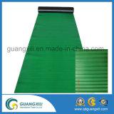 Het antislip Fijne Rubber Groene RubberBlad van de Rib